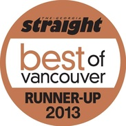 Best of Vancouver 2013
